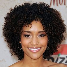 Shaggy Afro Curly Synthetic Stylish Medium Deep Brown Women's Capless Wig