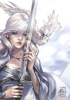 Lady of the Mists by BeaGifted on DeviantArt