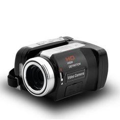 Handheld Digital Camcorder with Telescope Zoom Lens CMOS) Spy Equipment, Security Equipment, Chanel Handbags, Louis Vuitton Handbags, Spy Store, Spy Gear, Zoom Lens, Video Camera, Handbags Michael Kors