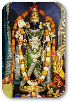 Daily Darshan (13-03-13) Lord Balaji @ISKCONNVCC Lord Shiva Pics, Lord Balaji, Lord Vishnu Wallpapers, Portrait Paintings, Hanuman, Mobile Wallpaper, India, God, Image