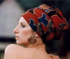 Barbara Streisand- rocking the turban Michael Bolton, Donald Sutherland, Christian Slater, Hugh Laurie, Phil Collins, Jane Seymour, Gary Oldman, Janis Joplin, Janet Jackson