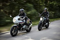 2017 BMW R nineT Motorcycles | HiConsumption