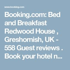 Booking.com: Bed and Breakfast Redwood House , Greshornish, UK - 558 Guest reviews . Book your hotel now!