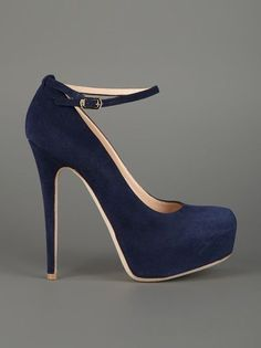 Valentino's Platform Lace Pump was voted the sexiest shoe of 2011. The heel sells for $695.
