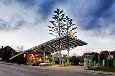 ABB fornece posto de carregamento rápido na Hungria - Veículos Eléctricos