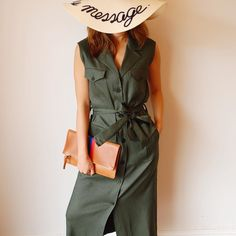 Loving this! Wear it as a dress or coat!