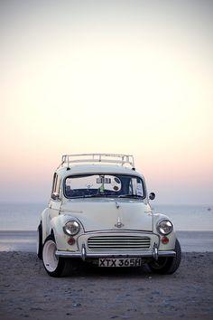 Drive a Morris minor Morris Minor, Retro Cars, Vintage Cars, Morris Traveller, Driving Miss Daisy, Car Goals, Cute Cars, Small Cars, Old Cars