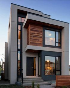 "✔ 39 new modern exterior design ideas for your house 13 > Fieltro.Net""> 39 New Modern Exterior Design Ideas For Your House - Style At Home, Ny Style, Loft Style, House Entrance, Entrance Ideas, Entrance Design, Entryway Ideas, Door Design, Modern Entrance"