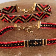 bracelets for women Loom Bracelet Patterns, Bead Loom Patterns, Beaded Jewelry Patterns, Beading Patterns, Neon Bracelets, Bead Loom Bracelets, Handmade Bracelets, Handmade Jewelry, Bead Jewellery