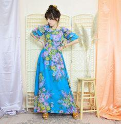 BohoKimono - Sustainable Clothing, Boho Clothing | BohoKimono Fringe Kimono, Boho Kimono, Kimono Fashion, Long A Line Skirt, A Line Skirts, Maxi Dresses Uk, Short Dresses, Evening Blouses, Floral Print Maxi Dress