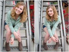 Mead High School | Class of 2015 | Longmont Senior Pictures | Urban Senior Photos | Senior Girl | Niwot Senior Photos | Colorado Senior Photographer | Plum Pretty Photography