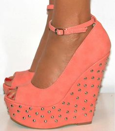 Love the Coral & Studs!