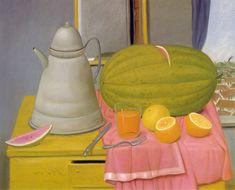 History of Art: Fernando Botero