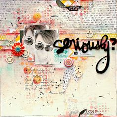 deep love for the painty goodness she brings to her pages.  Shirel Studio : Une petite video, ça vous dit ?