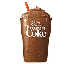 BURGER KING® Beverages, Coke, Sprite, Mello Yello, Fanta