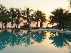 Maison Saly, Sénégal #vacances #piscine #location
