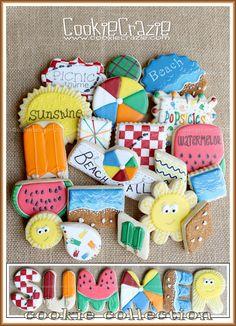 CookieCrazie: Summer Fun Cookie Collection