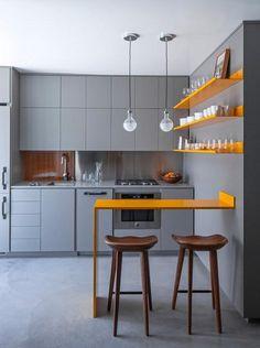 Kleine Küchenentwürfe – Screenshot