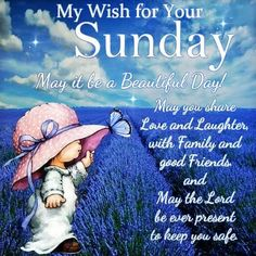 My Wish For Your Sunday❣️