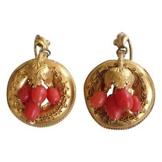Jewelry Coral Victorian on Ruby Lane (page 6 of 30)