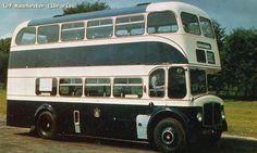 A E C Regent v bus, Rochdale Corporation.