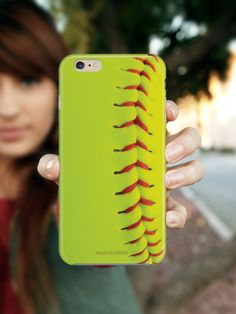Inspired Cases Softball Texture Case for iPhone 5 & 5s Inspired Cases