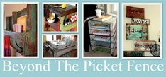 Beyond The Picket Fence: Cottage Stripes Pallet Chest, Pallet Bench, Wood Pallets, Trash Day, Rustic Cross, Funky Junk Interiors, Stocking Hanger, Wood Scraps, Wood Crosses