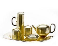 Form 6-Piece Tea Set from Tom Dixon