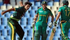 South Africa and Pakistan will battle it out on the pitch in the 2015 ICC Cricket World Cup, and you can watch it streaming live online.
