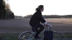 Samuji Fall Winter 2012. Directed by Samu-Jussi Koski & Joel Hypén Music composed by Joel Hypén Produced by Samuji & Siro Production (www.siroproduction.com) Starring : Jessica Grabowsky Bike : Pelago