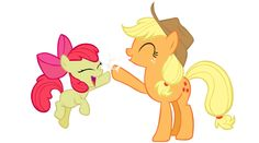 Way to go Apple bloom vector by totalcrazyness101