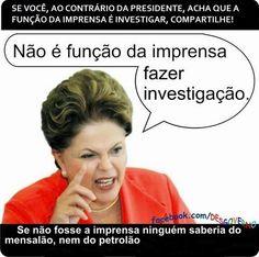 panorama:   Lula se Beneficiou de uma imprensa investigativa...