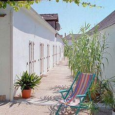 house like a snake, Müllendorf, Design by Klaus-Jürgen Bauer Architekten, 2003 Outdoor Furniture, Outdoor Decor, Sun Lounger, Snake, My Design, House, Home Decor, Architecture, Hammock Chair