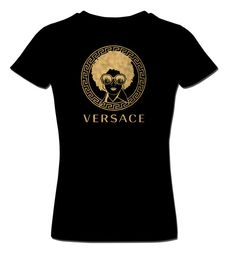 Naturalista Versace Afro T shirt Plus Sizes by MindHarvest on Etsy, $20.00