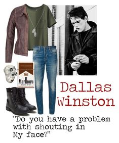"""""""Dally Winston"""" by tmntdonnie ❤ liked on Polyvore featuring moda, Alexander McQueen, Uniqlo, maurices, 6397 y Banana Republic"""