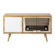 Vintage TV-meubel Fiftys