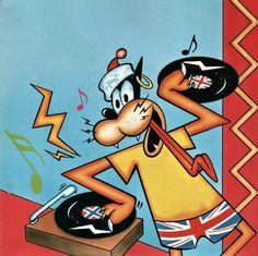 scratch. #music #kitsch #dj #djculture http://www.pinterest.com/TheHitman14/musical-kitsch-%2B/