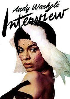 Bianca Jagger by Richard Bernstein.