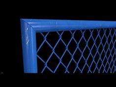 Alambrado (Fence grid) - Cinema4D Tutorial - YouTube