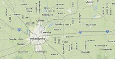 Indianapolis Bike Trails - Maps of Bike Routes in Indianapolis, IN