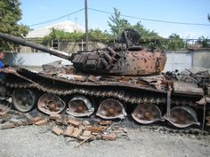 destroyed tanks | Re: Destroyed tanks from all over the world