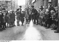 Kids in Berlin, 1925.