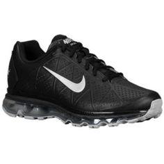 best service 27979 73de9 Nike Air Max + 2011 LE - Men s - Sport Inspired - Shoes - Black Metallic  Silver