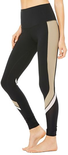 84bed71683258 Interlace Legging | Women's Yoga Bottoms at ALO Yoga | want to wear ...