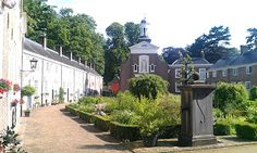 The Dutch town of Breda has a lot of picturesque corners waiting to be discovered during a run through town