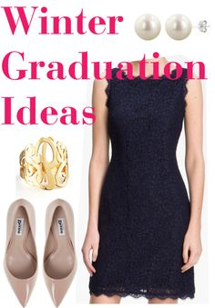 Winter Graduation Outfit Ideas | College in 2019 ...