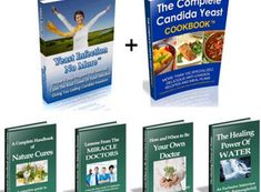 Yeast Infection No More is a 250-pages comprehensive guidebook contains step by step method to cure yeast infection and candida related symptoms naturally. It aims at eliminating the root cause of yeast infection and candida. It shows you why you should fix the internal problem that's causing your yeast infection, and then goes on to show you exactly how to do it. http://digiebookstore.com/yeast-infection-no-more/