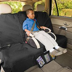 something we should have gotten for the back seat the first time around.