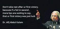 Indian ex president.. Dr apj abdul Kalam  azad