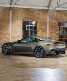 2019 Aston Martin DBS Superleggera OHMSS Edition looks stunning – The MAN – beaux sport voitures Bugatti, Lamborghini, Ferrari, Maserati, Aston Martin Dbs, Luxury Sports Cars, Best Luxury Cars, Sport Cars, Porsche